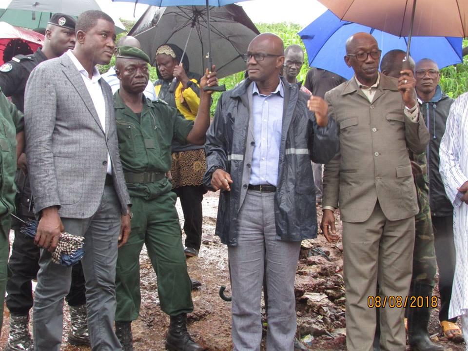 Inondations à Conakry: pourquoi  cette nouvelle opération déguerpissement ?