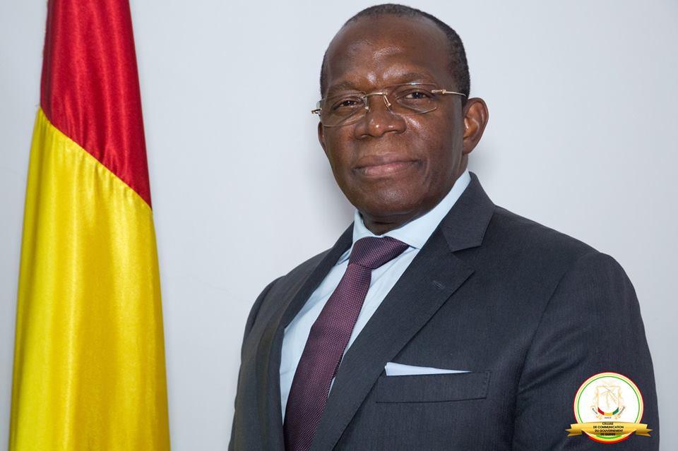 Guinée: le FMI et la BAD reçus par la Premier Ministre Kasssory Fofana