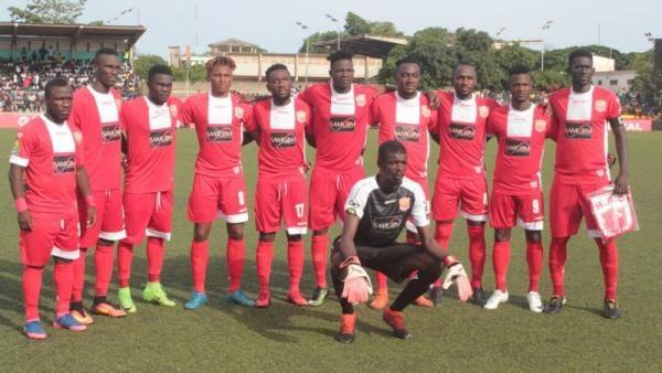 Ligue des champions CAF: l'historique qualification du Horoya en quarts de finale