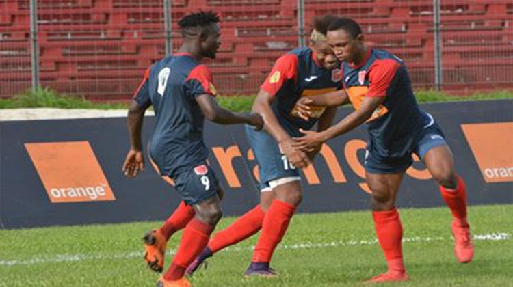 Le Horoya AC, de nouveau, en finale de la Coupe Nationale