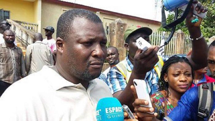L'Inter centrale CNTG-USTG exige la libération du syndicaliste Cheick Touré