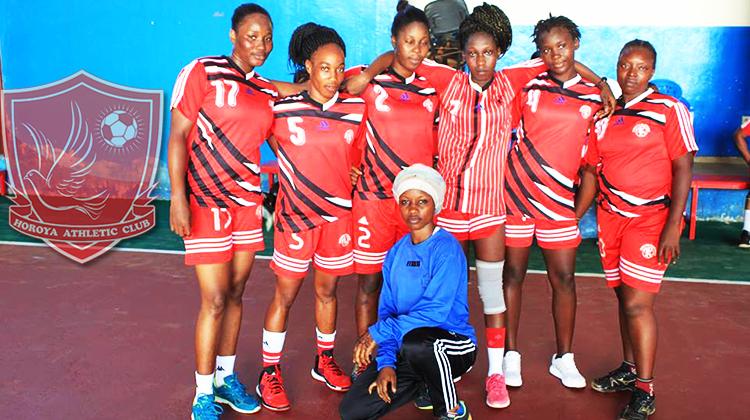 Handball: l'équipe féminine du Horoya AC démarre bien la saison