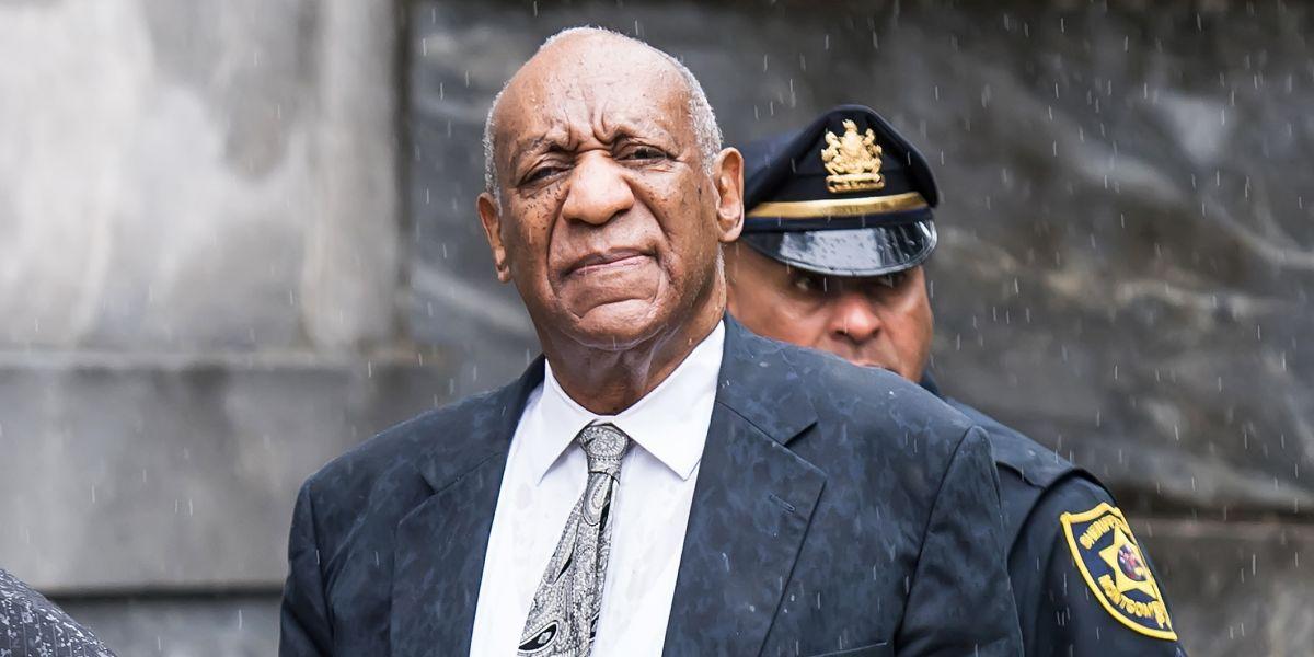 Le grand acteur Américain Bill Cosby en prison