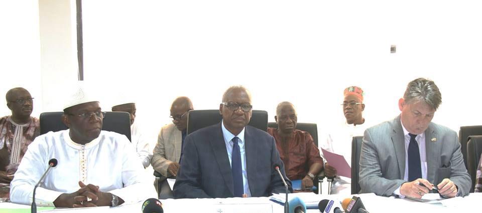 Communiqué du Ministère de la Justice relatif aux événements douloureux du 28 septembre 2009