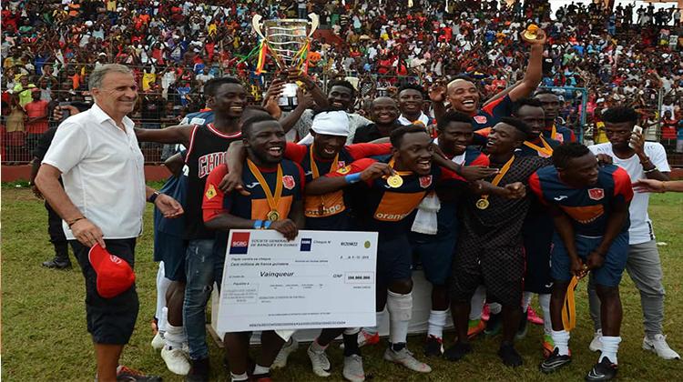 59e édition de la Coupe Nationale de Guinée: le Horoya AC reprend le trophée
