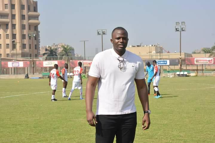 Victoire du Horoya AC en Coupe Nationale: les compliments de Soufiane Souaré