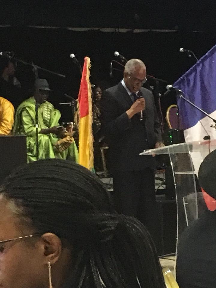 An 60 de la Guinée: ce que l'ambassadeur Amara Camara demande aux Guinéens de France