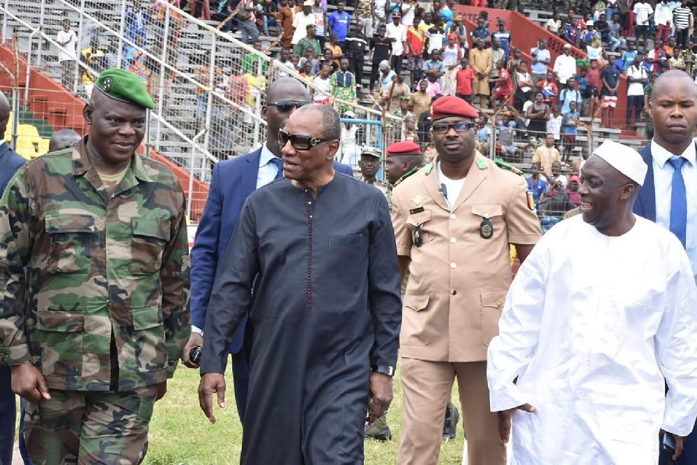 Macky, Karim Wade, Hadjibou Soumaré… : Alpha Condé met les points sur les