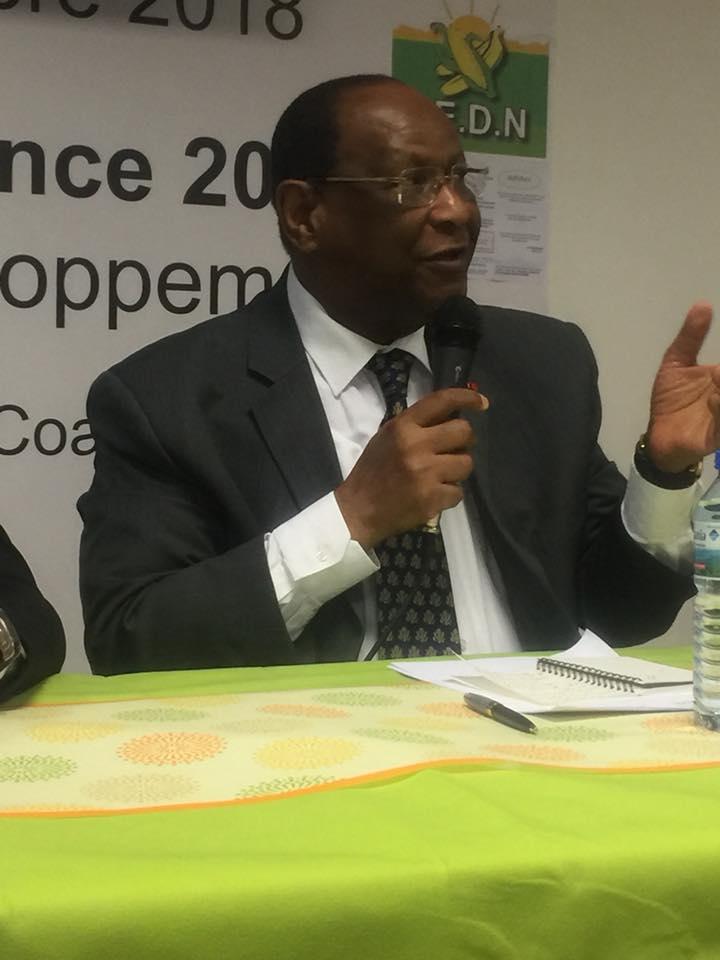 An 60 de la Guinée: le cours d'histoire de Lansana Kouyaté à Lilles ( Vidéo )
