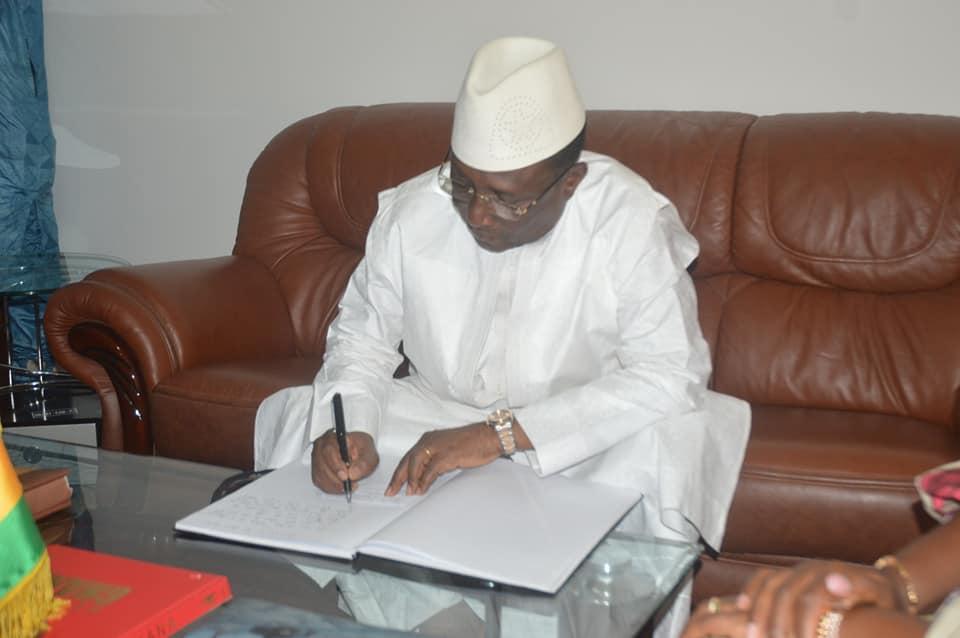 Cette faute du leader de l'UFR, Sidya Touré