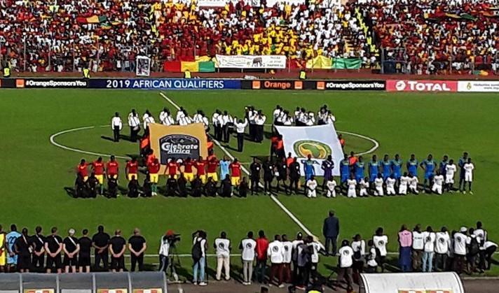 Éliminatoires CAN 2019: la Guinée s'impose face au Rwanda ( 2 - 0 )