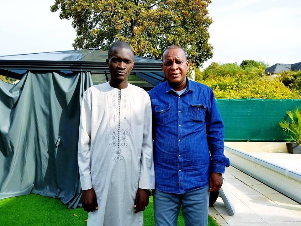 Paris: Sékou Koundouno en