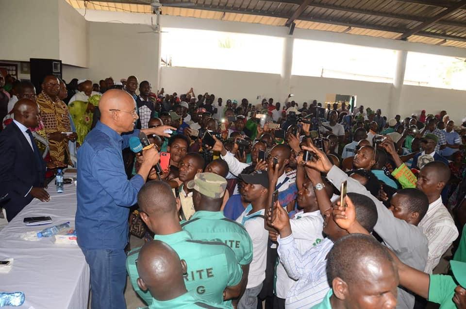 Vers un nouveau bras de fer entre Cellou Dalein Diallo et Alpha Condé