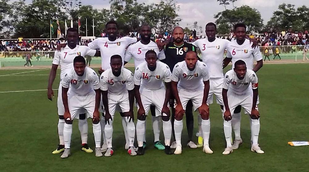 Éliminatoires CAN 2019: le Rwanda arrache un nul face à la Guinée à  Kigali Stadium