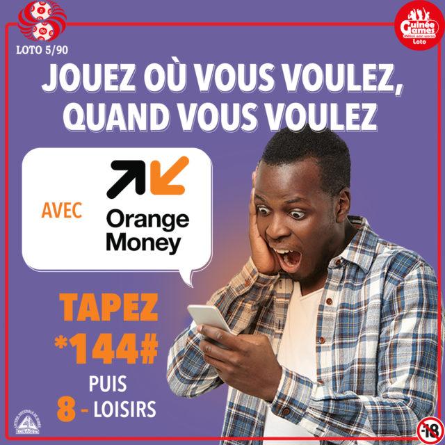 Guinée Games: Gagner des millions où tu veux, quand tu veux