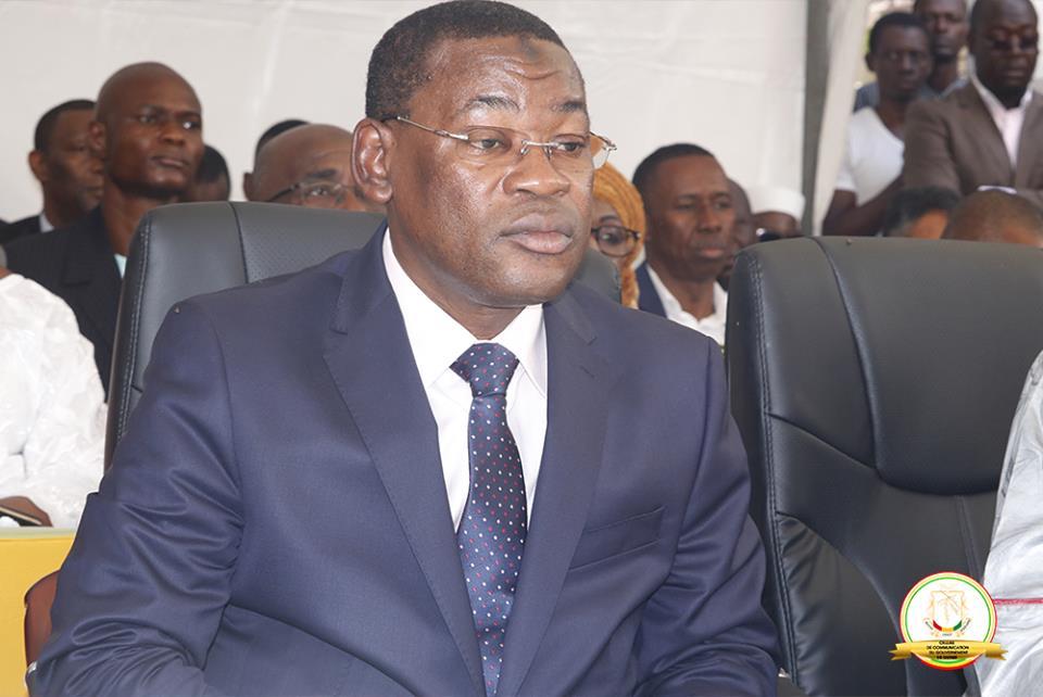 Discours intégral du ministre Papa Koly à sa prise de fonction