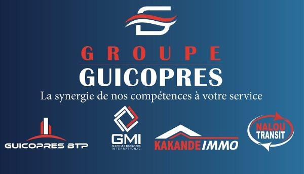 GROUPE GUICOPRES /Avis de recrutement : Ingénieur Génie Civil en Travaux Publics H/F