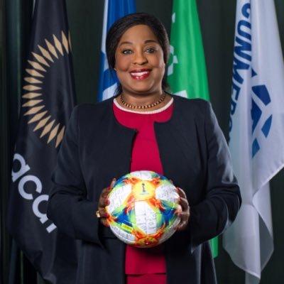 Le message de la numéro 2 de la Fifa au nouveau président de l' UFOA