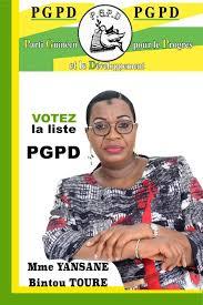 Assemblée nationale: pleins feux sur le programme de la députée Madame Yansané Bintou Touré du PGPD