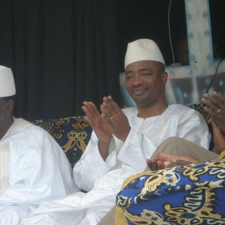 Tibou Kamara:
