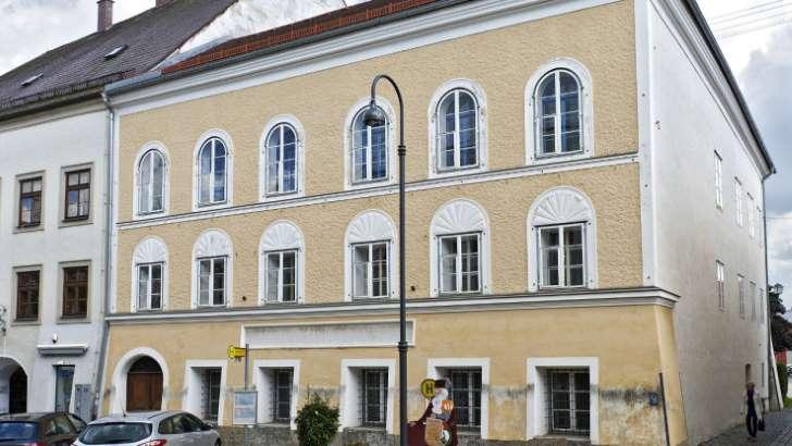 L'Autriche va raser la maison natale d'Hitler