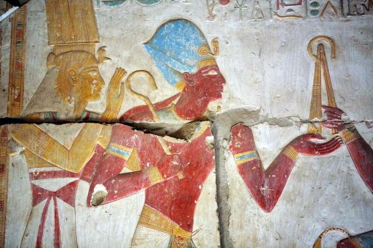 Découverte d'une cité vieille de 7000 ans en Haute-Égypte