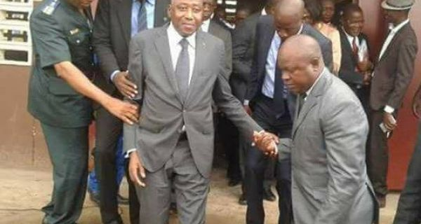Scandale/ Côte d'Ivoire : Le Premier ministre, Amadou Gon Coulibaly, ivre en public?