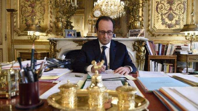 Après l'Elysée, François Hollande est à la recherche d'un logement...