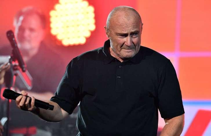 Phil Collins transporté en urgence à l'hôpital